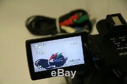 Enregistreur Vidéo Numérique Hd Hvr-z5u De Sony Avec Unité D'enregistrement À Mémoire Hvr-mrc1