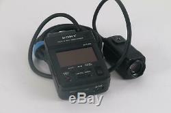 Enregistreur Vidéo Numérique Hd Hxr-mc1 Sony Avec Boîtier Pelican, Accessoires