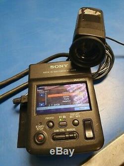 Enregistreur Vidéo Numérique Hd Hxr-mc1p De Sony