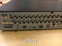 Enregistreur Vidéo Numérique Samsung Srd-1650d 16ch, 1 To, 16 Unités Audio-vidéo