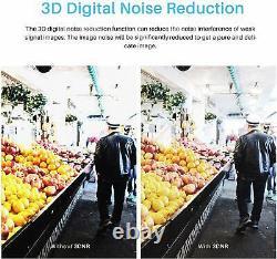 Enregistreur Vidéo Numérique Smart Cctv Caméra Hd Dvr Système 4ch Home Security Cam Au Royaume-uni