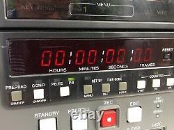 Enregistreur Vidéo Numérique Sony Dvw-a500p Betacam