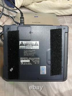Enregistreur Vidéo Numérique Sony Gv-d1000 Ntsc Mini Avec Cordon