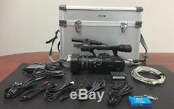 Enregistreur Vidéo Numérique Sony Hd Hvr-v1u Et Accessoires