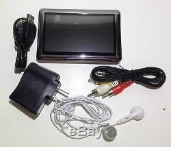 Enregistreur Vidéo Portable Lcd4pulsar N550 Digital Scope