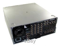 Enregistreur Vidéocassette Numérique Sony Dsr-2000ap Dvcam Minidv Avec Entrée / Sortie F / W DV