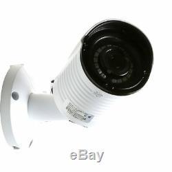 Enregistreurs Vidéo Numériques À Distance De Réseau De Sécurité 4ch Dvr In / Out 960p Caméras Ir