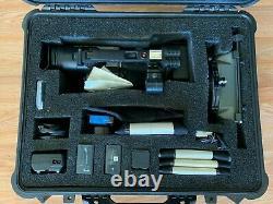 Entièrement Fonctionnelle Panasonic Ag-dvx100 Professional Minidv Enregistreur Vidéo Numérique