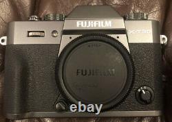 Fujifilm X-t30 Digital Fuji Camera Body Gris