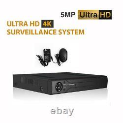 H. 265 3in1 Dvr+ahd+nvr 4ch Dvr Cctv Security Enregistreur Vidéo Numérique Hybride Hdmi