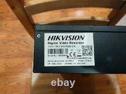 Hikvision Ds-7316hqhi-sh Enregistreur Vidéo Numérique 16-ch Dvr Pas De Disque Dur