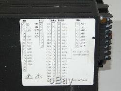 Honeywell Vpr101 5.5 LCD Vidéo Numérique Programmeur Tableau De Données Unité Enregistreur