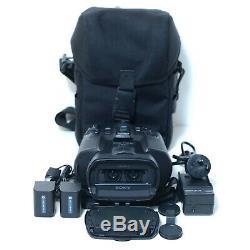 Jumelles D'enregistrement Vidéo Numérique Sony Dev-5, Avec Bag, Working! Excellent