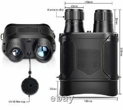 Jumelles Night Vision 7x Digital Infrared 100% Darkness W Video Camra Recorder