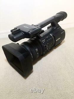 Junk Sony Hdr-fx1000 Hdv Handycam Digital Hd Video Camera Recorder