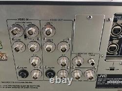 Jvc Br-d750e Professional Digital-s Videorecorder Tbc Geprüft Vom Händler