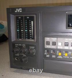 Jvc Br-d750u Digital S D9 Video Cassette Recorder Player-tested-well Packaged