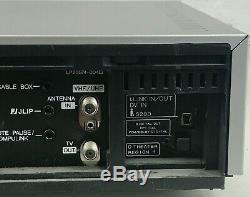 Jvc Hm-dh30000u Enregistreur Vidéo Numérique De Qualité Hdts D-vhs Ntsc Aucune Télécommande Testée