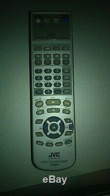 Jvc Hm-dh40000u Magnétoscope Numérique D-vhs Hdtv Avec Télécommande