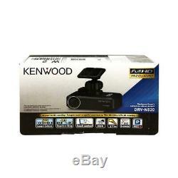 Kenwood Drv-n520 Enregistreur Vidéo Numérique Lecteur De Tableau De Bord Dvr Voiture Hd Pour Récepteurs