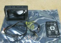 Lawmate Pocket Mini Pv-500 Enregistreur Vidéo Numérique Dvr Avec Télécommande Et Testé De Travail