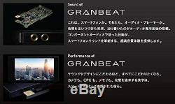 Lecteur Audio Numérique Onkyo Granbeat / Haute Résolutiondp-cmx1 (b) F / S Avec Suivi # Japon