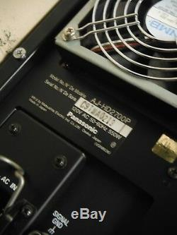 Lecteur De Cassettes Vidéo Panasonic Aj-hd2700p Hd2700 Hd Digital D5