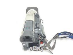 Mini Caméscope Numérique Portatif Sony Dcr-trv900 Ntsc 3ccd 48x