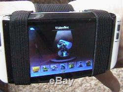 Moniteur D'enregistrement Portable LCD Dvr Digital De La Visionneuse Pour Marc Vs380 Vs-380