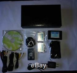 Mystery Shopper Dvr Lawmate Pv-500 Enregistreur Portable Watermark Enregistrement Vidéo
