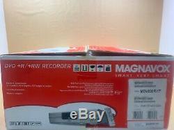 New Magnavox Mdv630r / 17 DVD + R Enregistreur Numérique Avec, Composant Prpby, S-vidéo