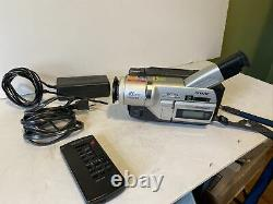 Nice Sony Dcr-trv120 Digital8 Transfert D'enregistrement De Caméscope Hi8 Vidéo 8 Tested