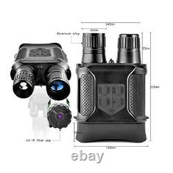 Night Vision Binoculars Goggles Hd Digital Infrared Hunting Record Photo Vidéo