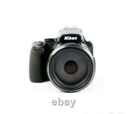 Nikon Coolpix P1000 Appareil Photo Numérique 16mp 4k Enregistrement Vidéo 125x Zoom Optique