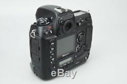 Nikon D2x 12.4mp Dslr Corps De La Caméra Seulement, Reflex Numérique, Monture F Noir