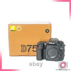 Nikon D7500 Corps De Caméra Reflex Numérique
