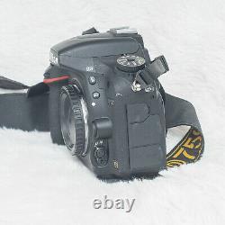 Nikon D750 Digital Slr Camera Body Low Actuations