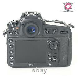 Nikon D810 Digital Slr Corps De L'appareil Photo