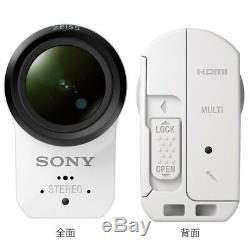 Nouveau Caméscope Sony Digital 4k Action Cam Fdr-x3000