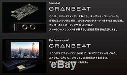 Nouveau Onkyo Dp-cmx1 (b) Gran Beat Lecteur Audio Numérique / Smartphone Haute Résolution De Japan