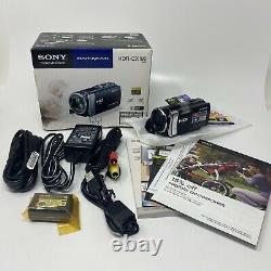 Nouveau Sony Hdr-cx190 De Caméscope Numérique Hd Handycam