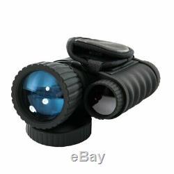 Numérique Vision Nocturne Ir Monoculaire Hunting Telescope 6x50 Enregistrement Dvr Caméra Vidéo