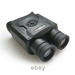 Nv600 Pro Digital Infrared Night Binoculars Enregistrement Vidéo LCD Display