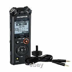 Olympus Ls-p4 Compact Dictaphones Video Edition