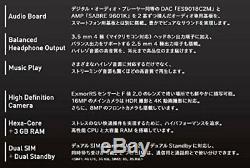 Onkyo Dp-cmx1 Granbeat Lecteur Audio Numérique Noir Nouveau Du Japon