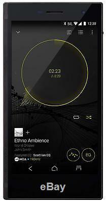 Onkyo Granbeat Dp-cmx1 Noir (128 Go) Sim Haute Résolution Lecteur Multimédia Numérique Ems F / S