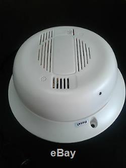 P2p Détecteur De Fumée Caméra Wifi Caméra Ip Sans Fil Dvr Enregistreur Vidéo Numérique Cam