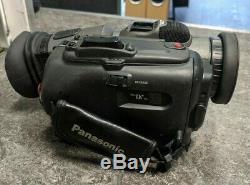 Panasonic Ag Ez1 Vidéo Numérique / Caméra / Enregistreur 3ccd 20 Zoom Numérique