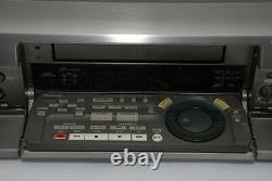 Panasonic Ag-dv2700b Pal DV / Mini DV Vcr Digital Video Cassette Recorder Deck