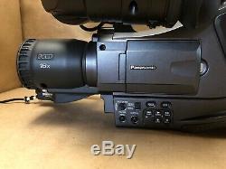 Panasonic Ag-dvc60 Proline Caméscope Mini DV Appareil Photo Numérique / Enregistreur Vidéo
